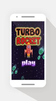 Turbo Rocket Rush poster