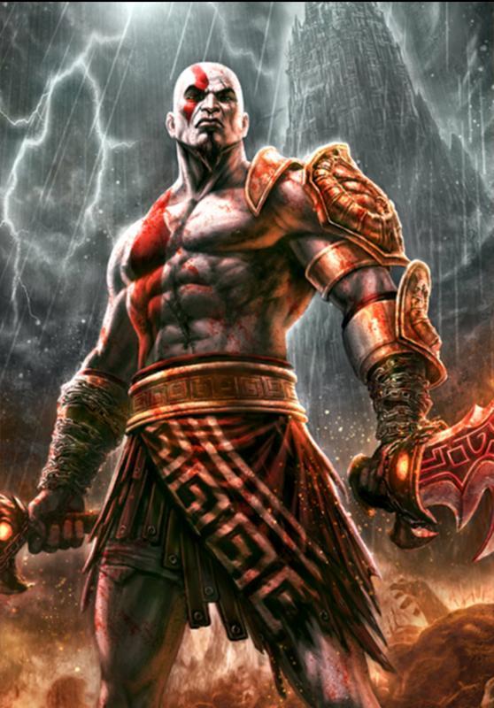 God Of War Wallpaper 4k For Android Apk Download