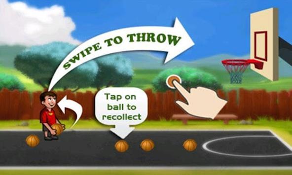Miami Street - Basketball Game poster