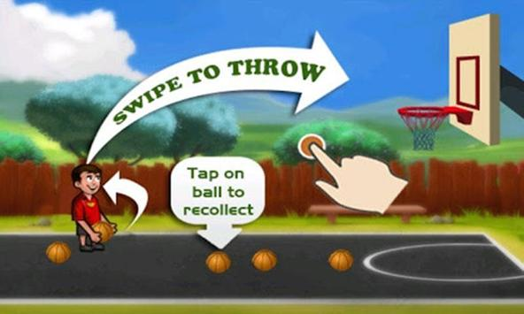 Miami Street - Basketball Game apk screenshot