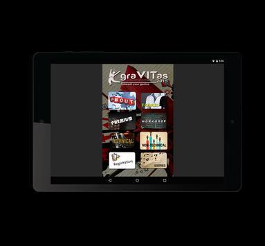 graVITas 2015 apk screenshot