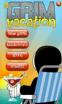 Grim Vacation poster