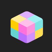 Reverse Cube icon