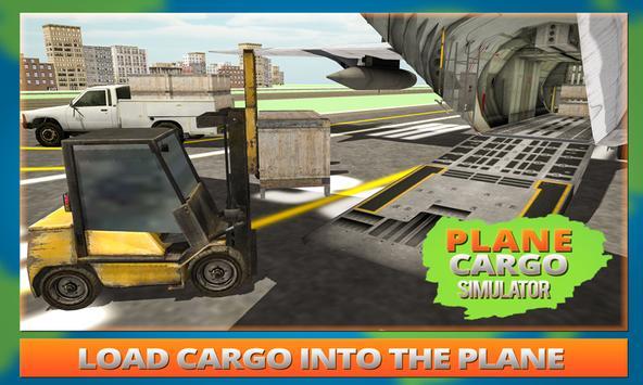 Cargo Air Craft Transport apk screenshot