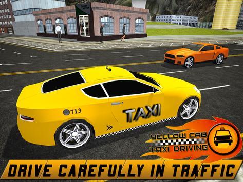 Crazy City Taxi Simulator 3D apk screenshot