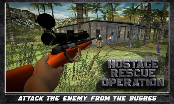 Hostage Rescue Sniper Duty 3D poster