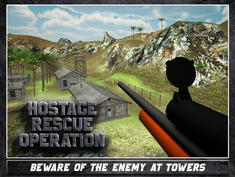 Hostage Rescue Sniper Duty 3D apk screenshot