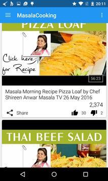 Masala tv Recipes apk screenshot