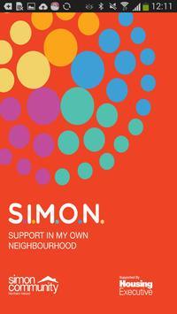 Simon Community poster