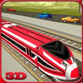 Subway Bullet Train Simulator icon
