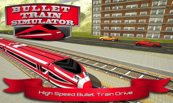 Subway Bullet Train Simulator apk screenshot