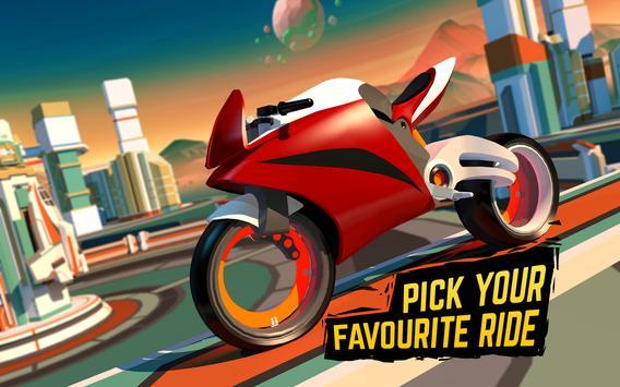 Gravity Rider स्क्रीनशॉट 12