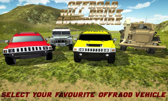 Ultimate Offroad Hill Drive 3D poster