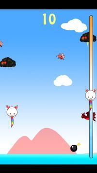 Gravity Cat Adventure screenshot 2