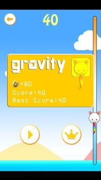 Gravity Cat Adventure screenshot 5