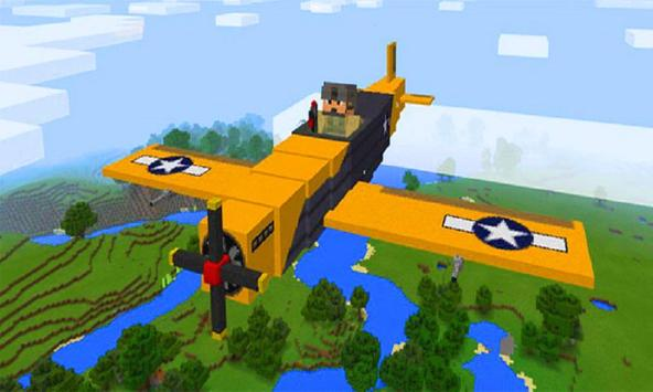 MOD Planes for MCPE screenshot 7