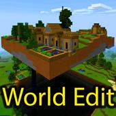 MOD WorldEdit for MCPE icon