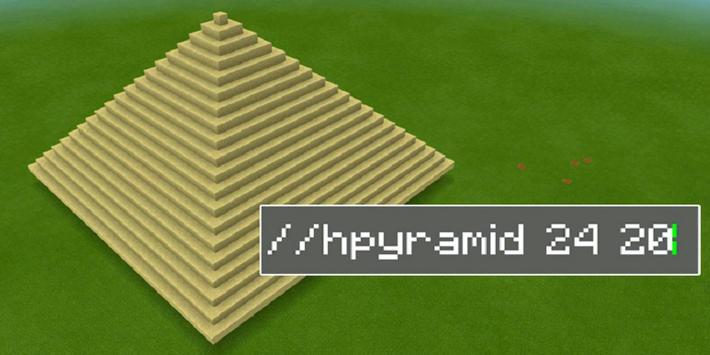 MOD WorldEdit for MCPE screenshot 5
