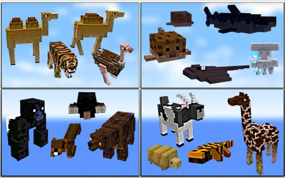 MOD Animals Creatures for MCPE screenshot 9