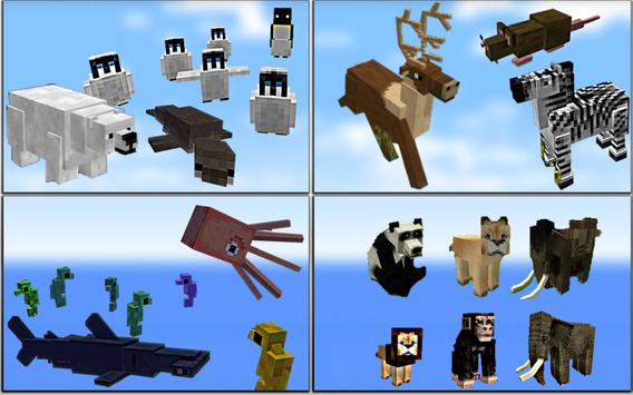 MOD Animals Creatures for MCPE screenshot 13