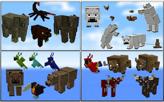 MOD Animals Creatures for MCPE screenshot 17
