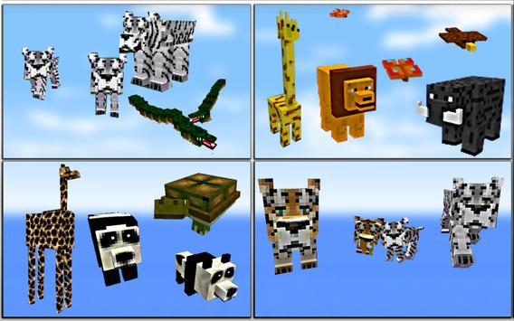 MOD Animals Creatures for MCPE screenshot 2