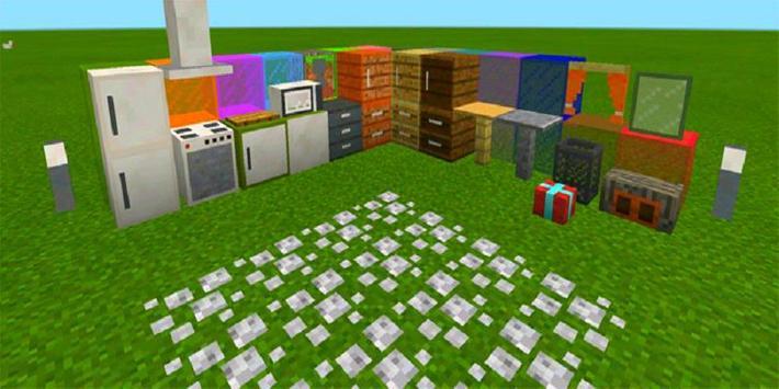 Decoration MOD for MCPE screenshot 4