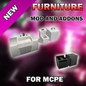 MOD Furniture for MCPE icon