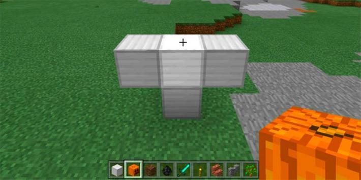 MOD Herobrine for MCPE screenshot 2