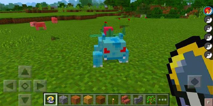 MOD Pixelmon for MCPE screenshot 5