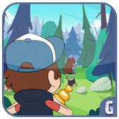Gravity Jungle Run Fals icon