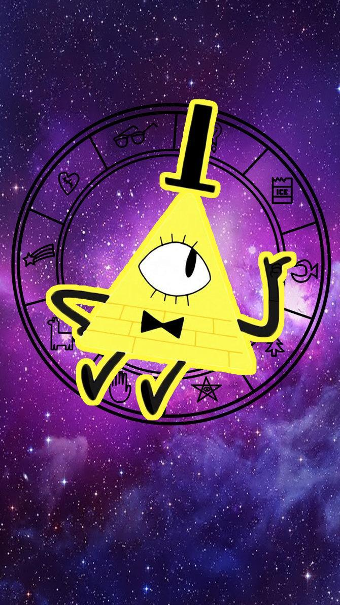 Gravity Falls Bill Cipher Wallpaper 4k For Android Apk
