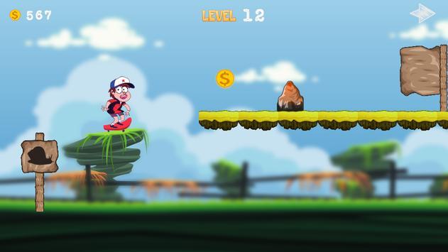 Gravity Run Fals apk screenshot