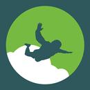 Virtual Reality 360º Skydive aplikacja