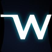 Wind River Self-Driving Car VR ikona
