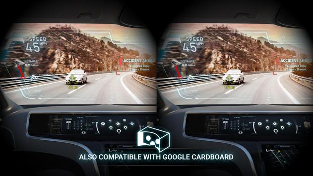 Wind River Self-Driving Car VR screenshot 1