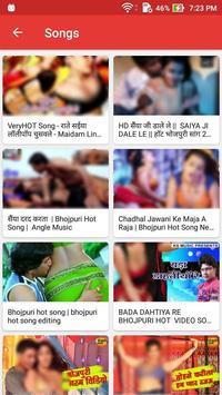 Bhojpuri Video Songs HD - हॉट भोजपुरी वीडियो screenshot 1