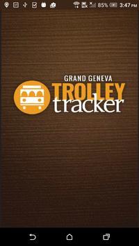 Grand Geneva Trolley Tracker poster
