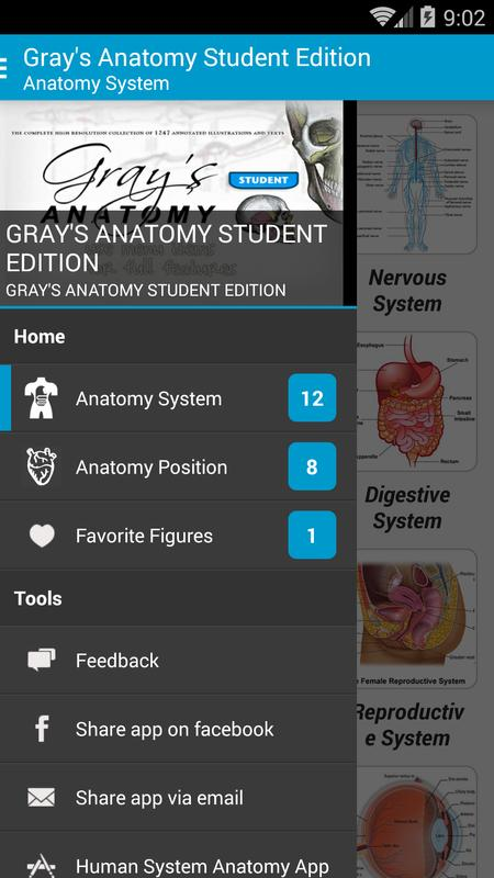 Grays Anatomy Student Edition For Android Apk Download