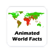 Animated World Facts icon