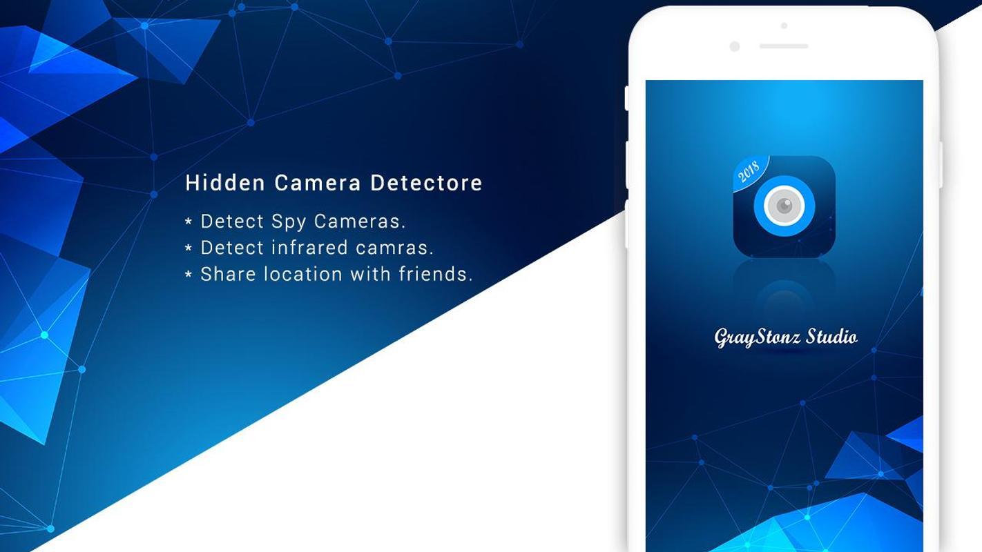 Hidden camera detector app reddit