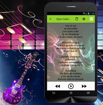 Ojos Color Sol - Calle 13 screenshot 2