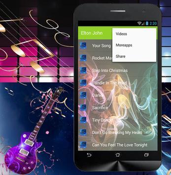 Elton John Your Song Lyrics apk screenshot