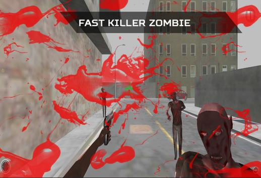 Zombie Killer Agent Shooting apk screenshot