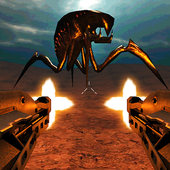 Mars War Alien Shooter icon