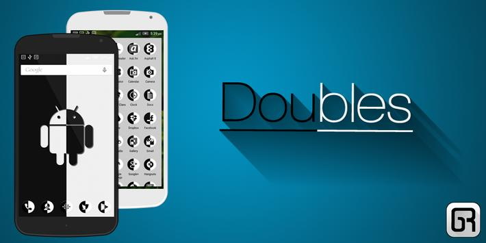 Doubles - Icon Pack screenshot 1