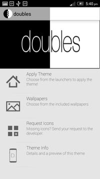 Doubles - Icon Pack screenshot 3