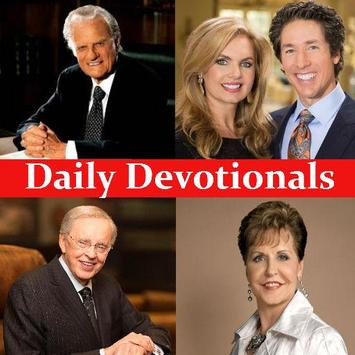 2018 Daily Devotionals poster