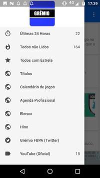 Notícias do Grêmio poster