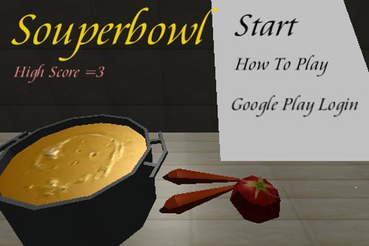 Souperbowl poster